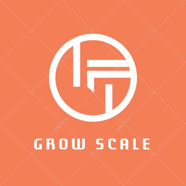 Grow Scale Logo