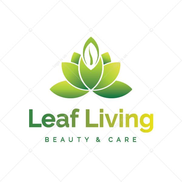 Leaf Living Logo