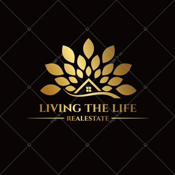 Living The Life Logo