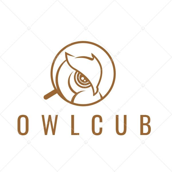 Owl Cub Logo