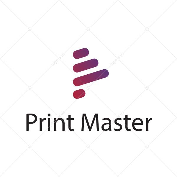 Print Master Logo