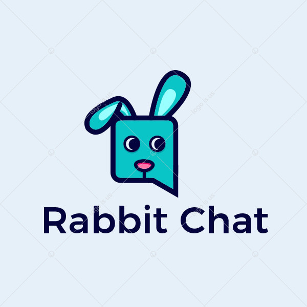 Rabbit Chat Logo