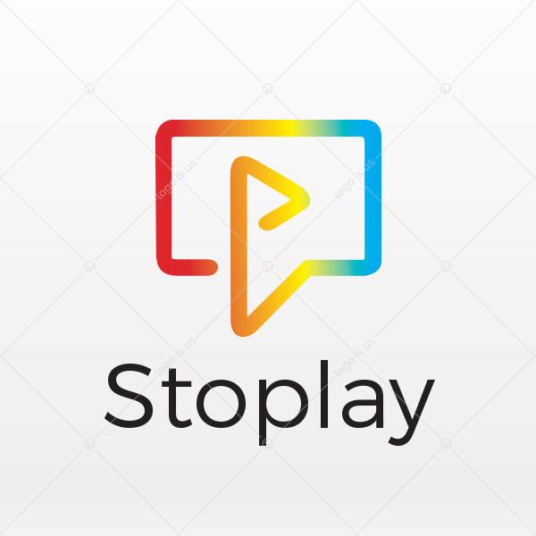 Stoplay Logo