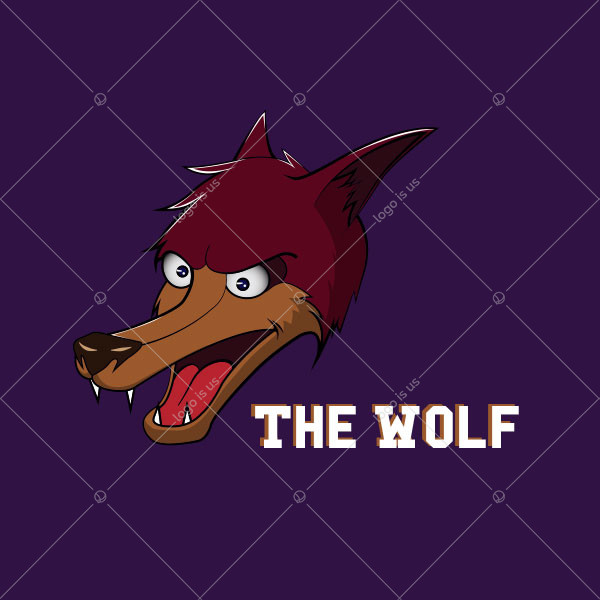 The Wolf Logo