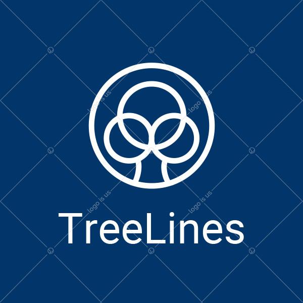 TreeLines Logo
