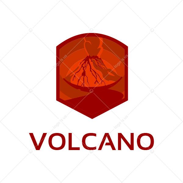 Volcano Logo