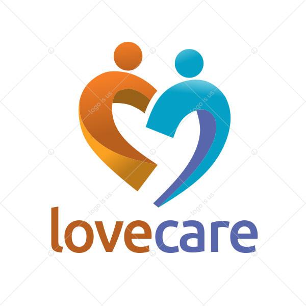 Love-Care Logo