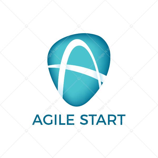 Agile Start Logo