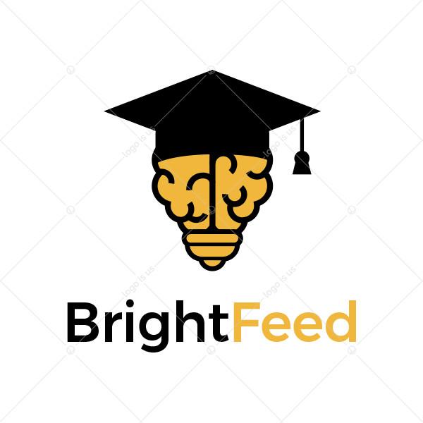 Bright Feed Logo