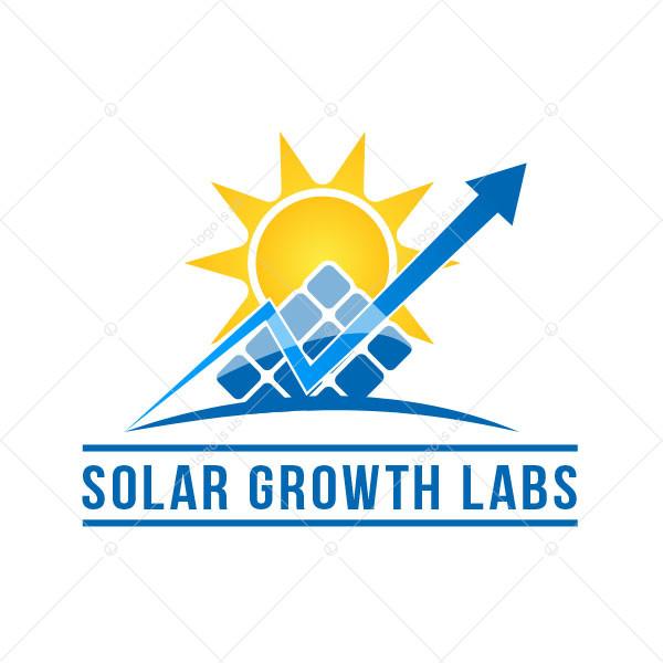 Solar Growth Logo