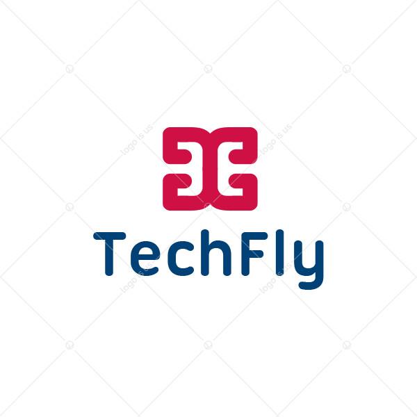 TechFly Logo