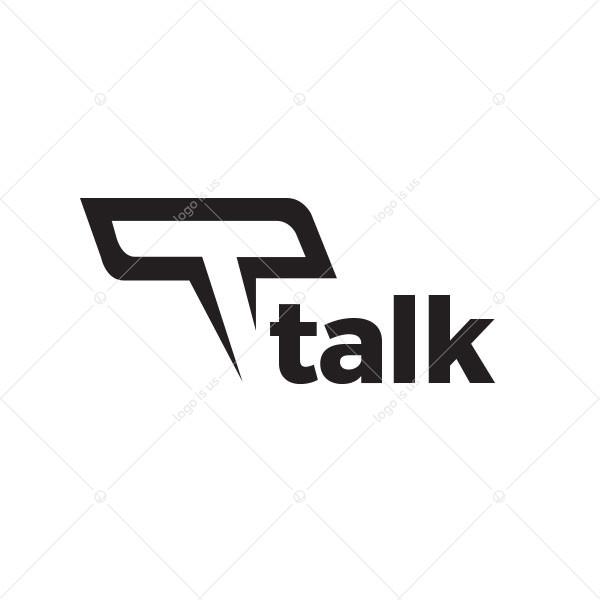 Talk Logo