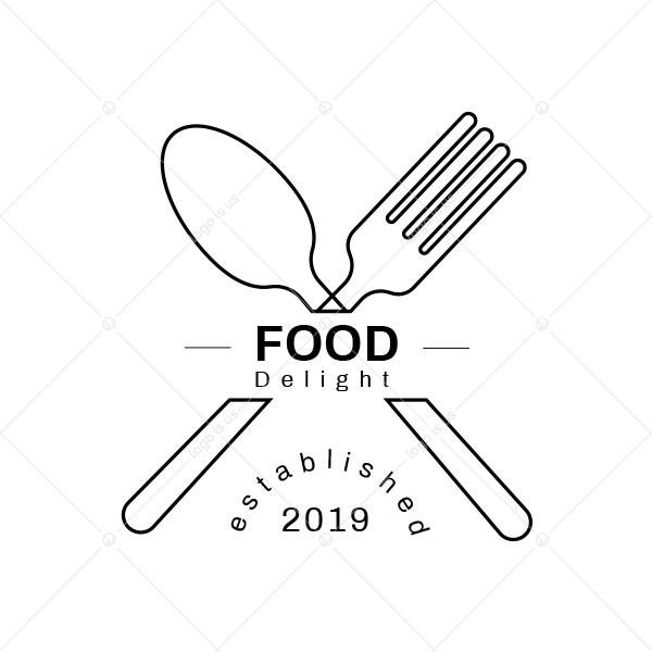 Food Delight Logo