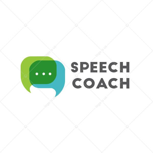 Speech Coach Logo
