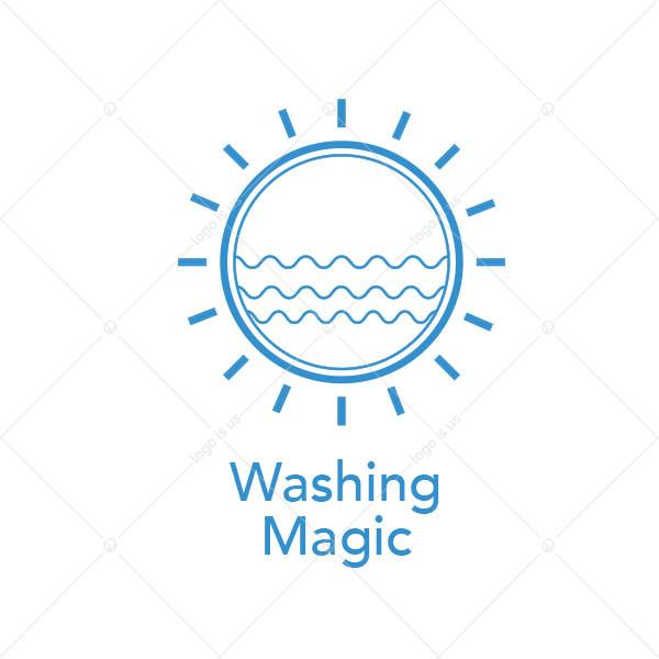 Washing Magic Logo