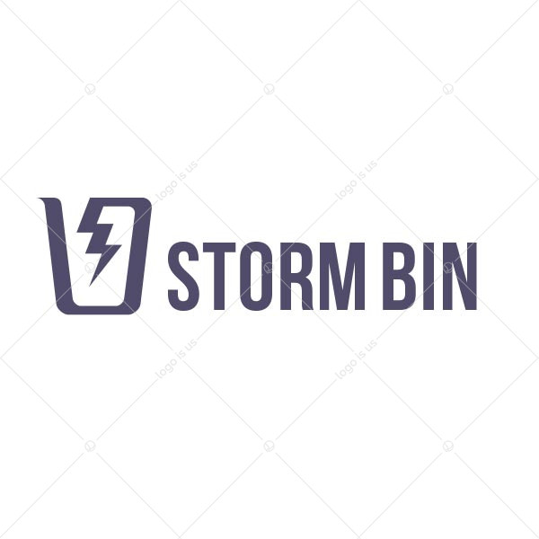 Stormbin Logo