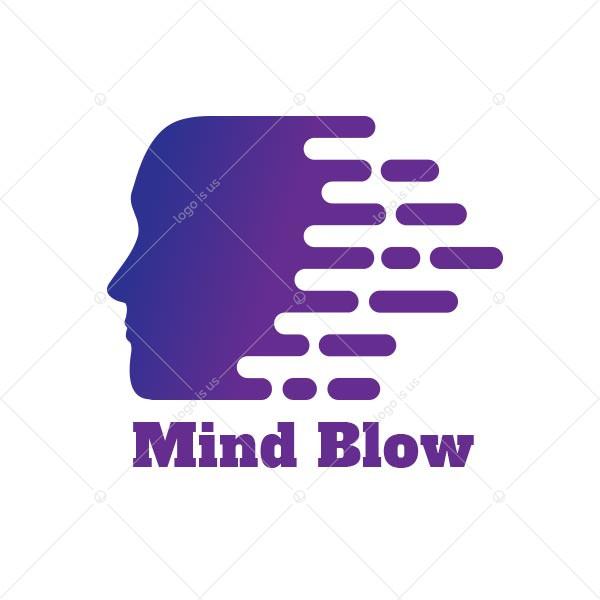 Mind Blow Logo