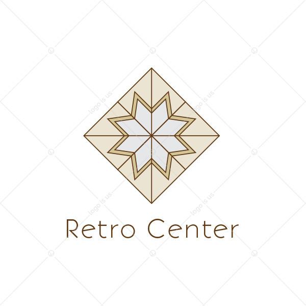 Retro Center Logo