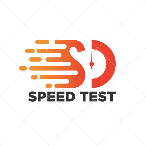 Speed Test Logo