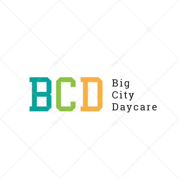 Big City Daycare Logo