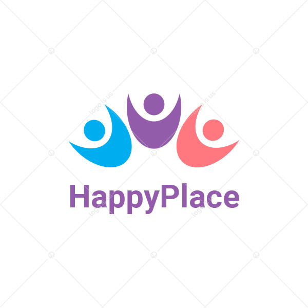 Happy Place Logo