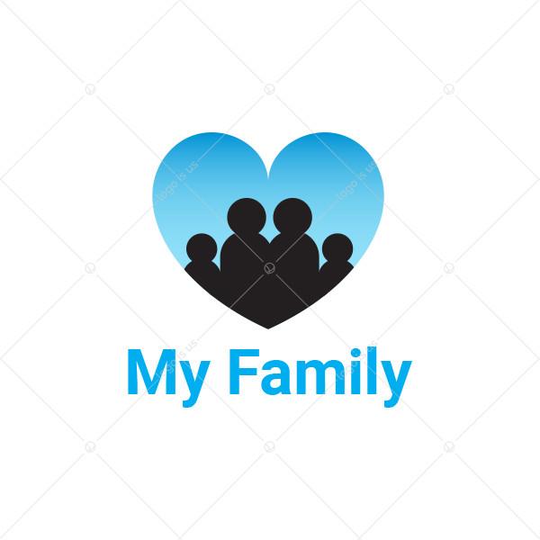 My Family Logo
