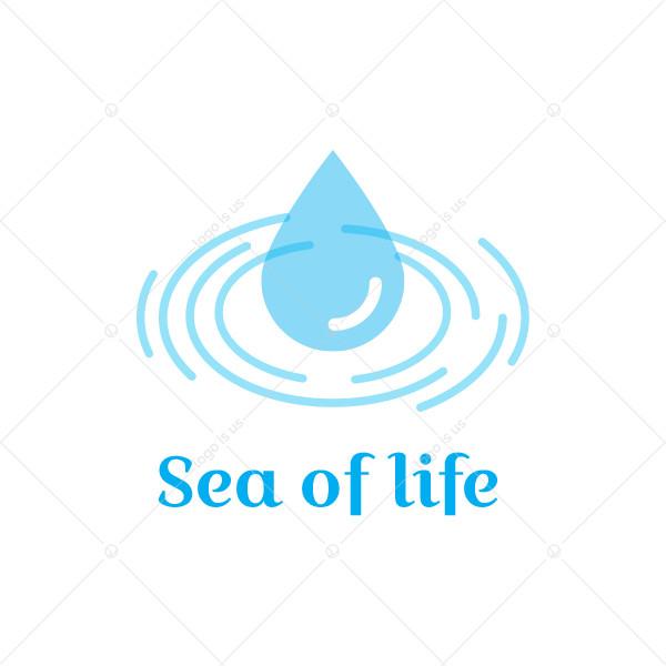 Sea Of Life Logo