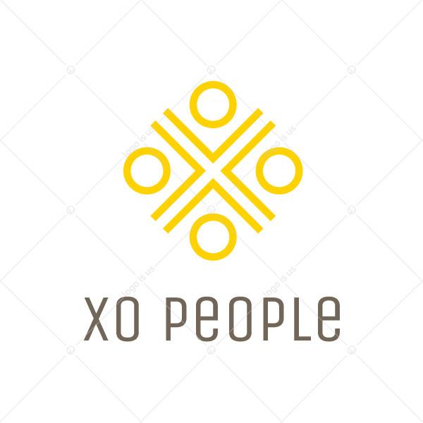 XO People Logo