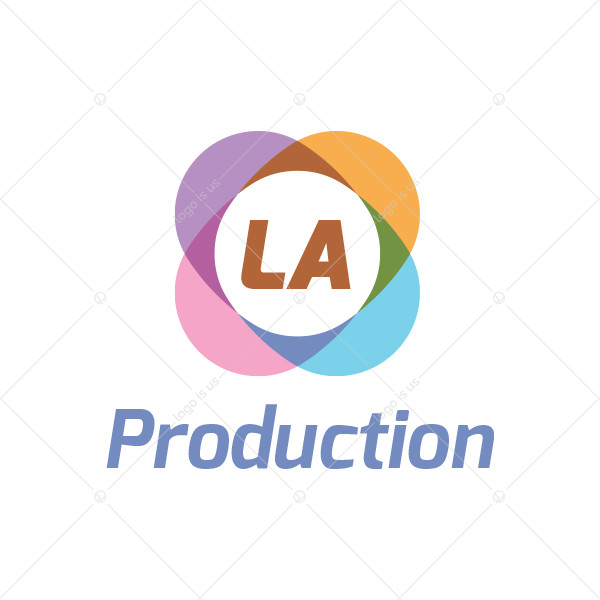 LA Production Logo