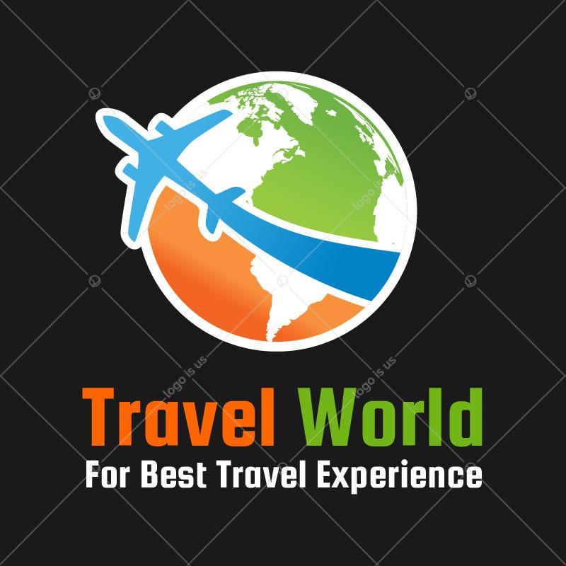 Travel World Logo