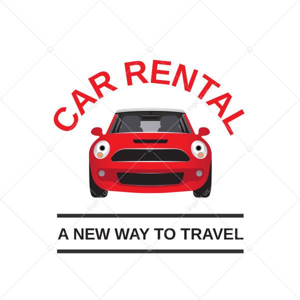 Car Rental Logo