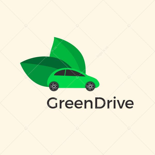 Green Drive Logo