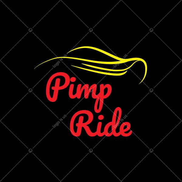 Pimp Ride Logo