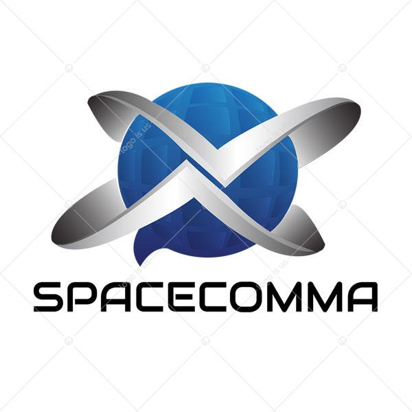 Spacecomma Logo