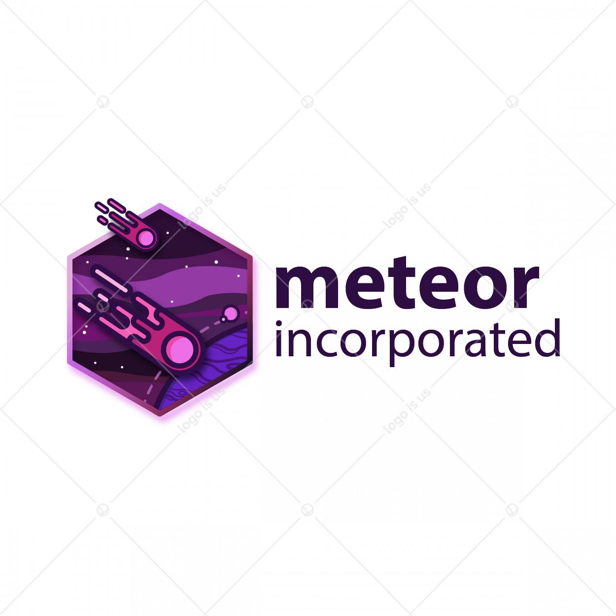 Meteor Inc. Logo