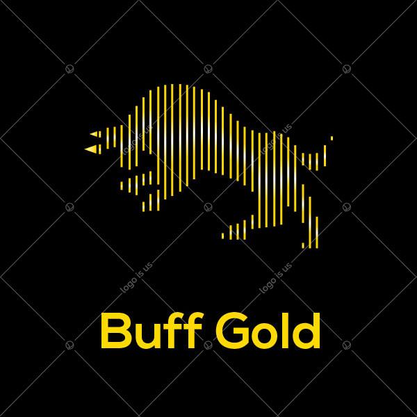 Buff Gold Logo