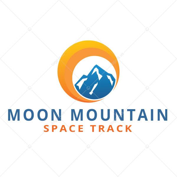 Moon Mountain Logo