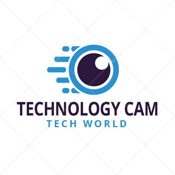 Technology Cam Logo