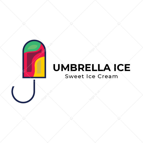 Umbrella Ice Logo