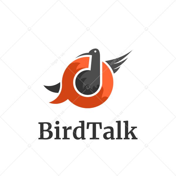Bird Talk Logo