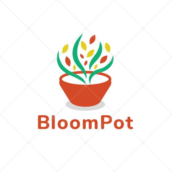 Bloom Pot Logo
