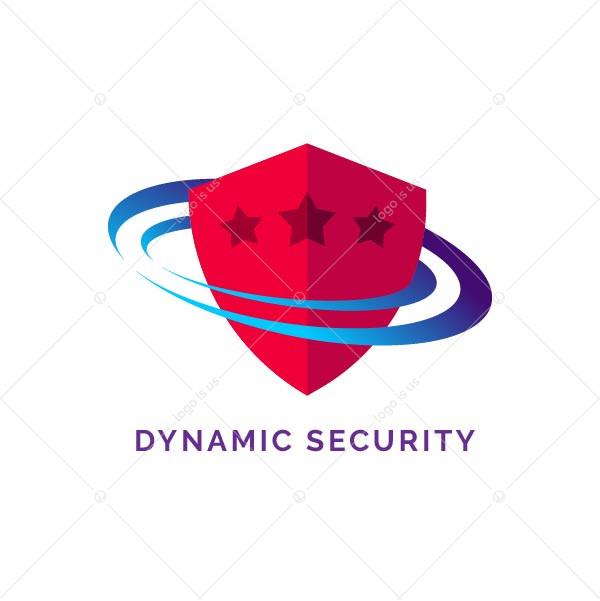 Dynamic Security Logo