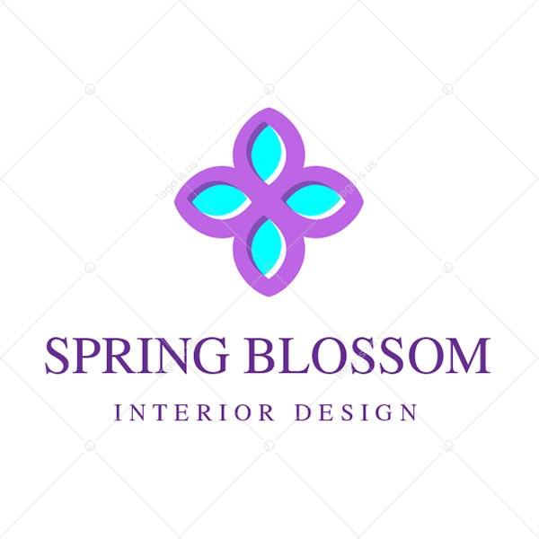 Spring Blossom Logo