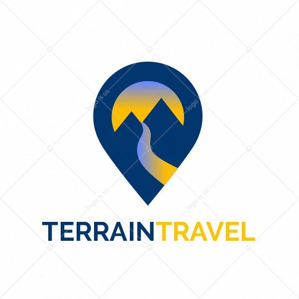Terrain Travel Logo