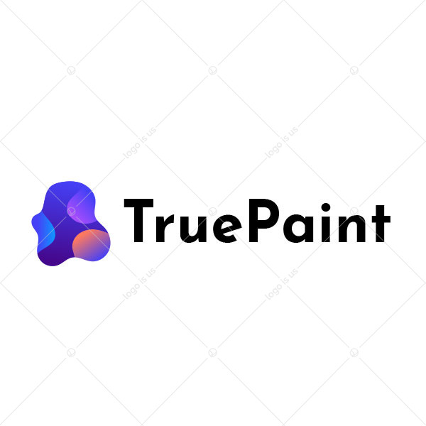 True Paint Logo