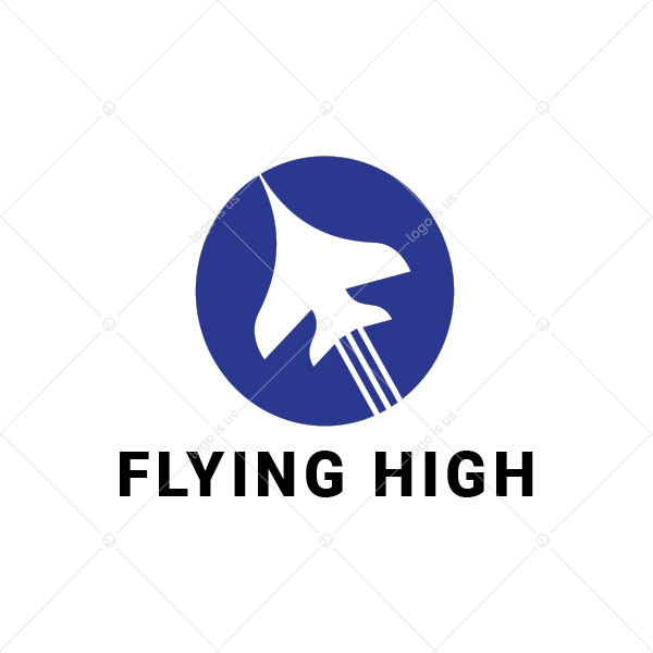 Flying High Logo