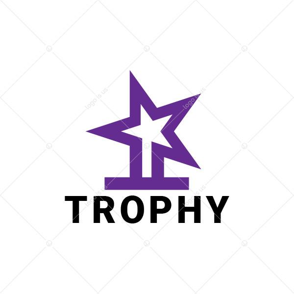 Trophy Logo