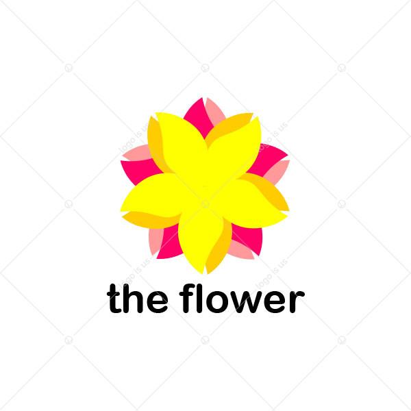 The Flower Logo