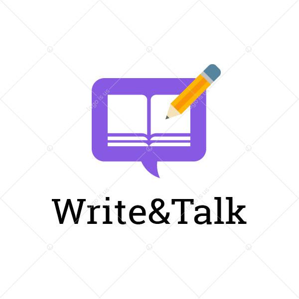 Write and Talk Logo