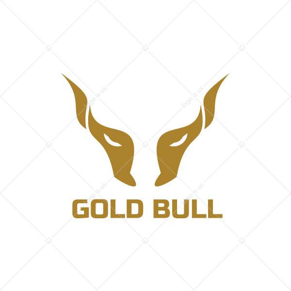 Gold Bull Logo